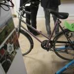 museumsblog: radfahren in der Gurlitt-Ausstellung