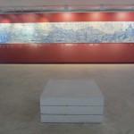 museumsblog: sitzen im Museu Nacional do Azulejo, Lissabon