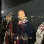 museumsblog: figurinen im ethnografischem museum, krakau