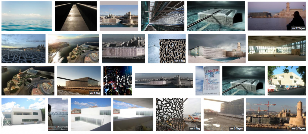 museumsblog: mucem-Bilder auf google
