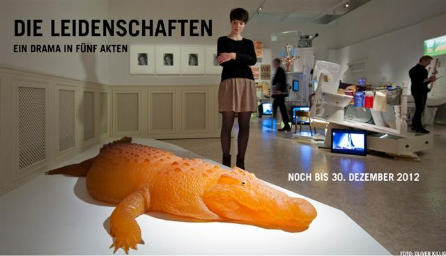 Hygiene-Museum Dresden: Die Leidenschaften  DHMD, Foto: Oliver Killig