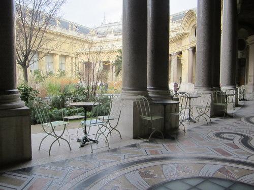museumsblog: Le Petit Palais, le Café