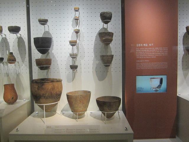 museumsblog: im Nationalmuseum von Seoul
