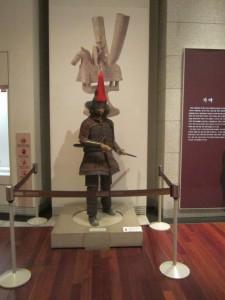museumsblog: figurine im Nationalmuseum von Seoul