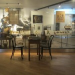 museumsblog: sitzen im Bad. Landesmuseum